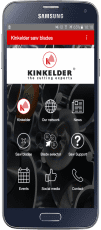 Kinkelder app